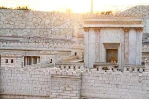 Dios es más grande que Su templo